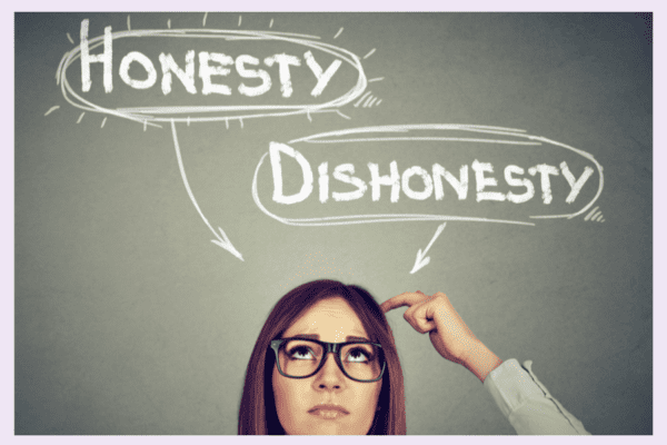 Honesty a sign of good manners
